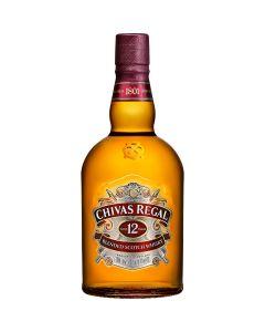 Whisky Chivas Regal 12 ani 40% - 700 ml