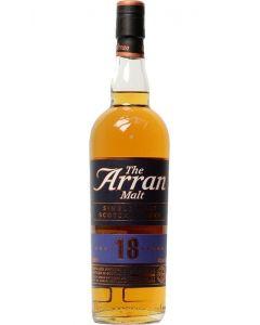 Whisky Arran 18 ani 46 % - 700 ml