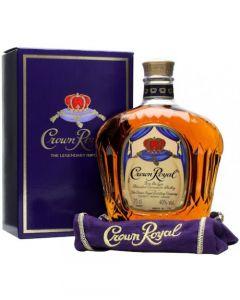 Whisky Crown Royal 40 % - 700 ml