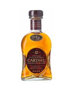 Whisky Cardhu 12 ani 40 % - 700 ml