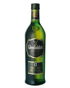 Whisky Glenfiddich 12 ani 40% - 700 ml