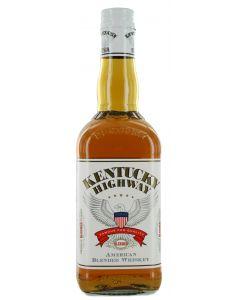 Whiskey Kentucky Highway American Blended 40% - 700 ml