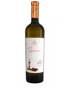 Vin alb sec Scrisori 2 Hermeziu - 12,5% - 750 ml
