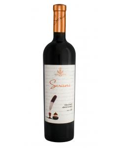 Vin rosu sec Scrisori 3 Hermeziu - 12,5% - 750 ml