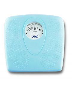 Cantar mecanic de persoane Laica PL8019, albastru, 130 kg