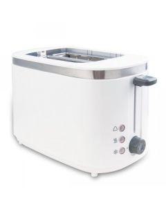 Toaster NEO TT-755w, 750 W, 2 felii, alb