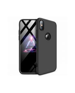 Husa 360 Grade Upzz Protection iPhone Xs Max Negru