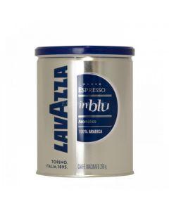 Cafea macinata Lavazza InBlu cutie metalica, 250 g