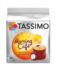 Capsule Jacobs Tassimo Morning Cafe, 16 Capsule, 124.8 g