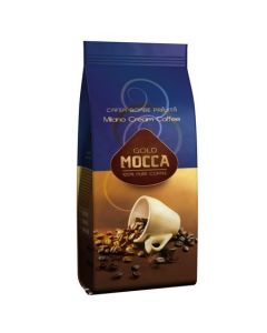 Cafea boabe,100% naturala,Mocca Gold Milano Cream Coffee, 1000 g