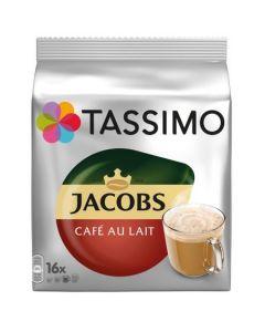 Capsule Jacobs Tassimo Café au Lait, 16 Capsule, 184 g