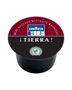 Capsule Cafea Lavazza Blue Tierra 100% Arabica 100 Buc