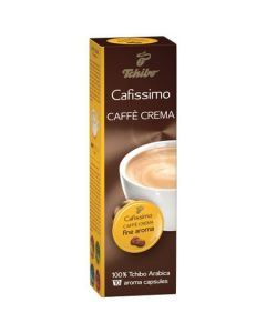 Capsule Tchibo Cafissimo Caffè Crema Fine Aroma, 10 Capsule, 75 g