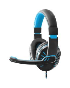 Casti Advanced Gaming CROW EGH330B , Hi-Fi sound, perne soft, cu microfon si volum control