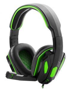 Casti Advanced Gaming SNAKE EGH340 , Hi-Fi sound, perne soft, cu microfon si volum control