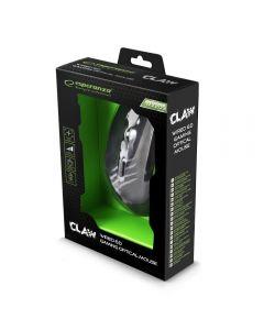 Mouse gaming cu fir, pentru jucatori incepatori si experimentati, CLAW, 6 butoane
