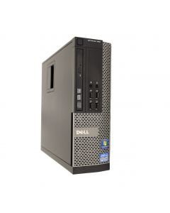Unitate Dell Optiplex 790 Intel Core I5 2400 4 Gb Ram HDD 250 Gb Win 7 Pro Refurbished