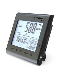 Indicator de calitate a aerului, Monitor CO2, BZ30 Trotec