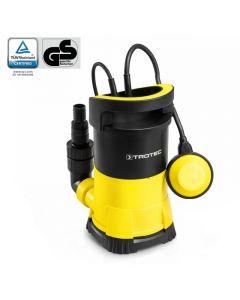 Pompa submersibila de apa reziduala TWP 4025 E TROTEC