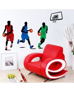 Sticker perete Basketball 90 x 160 cm