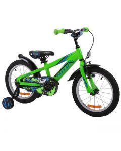 """Bicicleta copii Passati Gerald verde 16"""""""