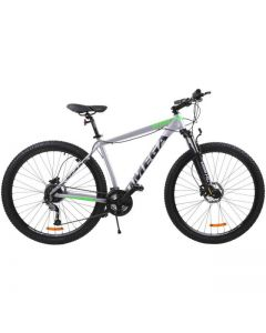 "Bicicleta MTB Omega Spark gri27.5"""