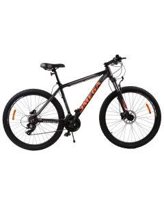 """Bicicleta mountainbike Omega Duke 29"""", cadru 49cm, 2019 negru/rosu/albastru"""