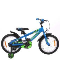 "Bicicleta copii Omega Gerald 16"" albastru 2018"