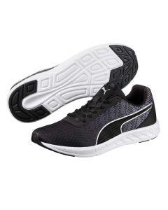 Pantofi sport barbati Puma Comet negru/argintiu,