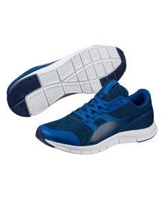 Pantofi sport barbati Puma Flexracer Knit albastru