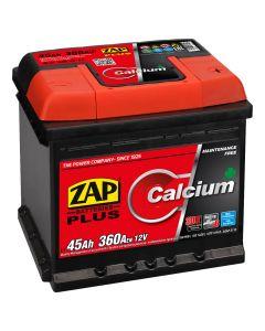 Baterie auto Zap Plus 45Ah