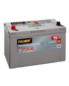 Baterie auto Fulmen Xtreme Japanese Range 95Ah inversa