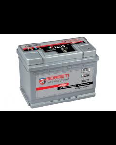 Baterie auto Sorgeti Argento100Ah