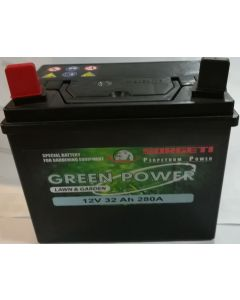 Baterie tractoras Sorgeti 32Ah inversa