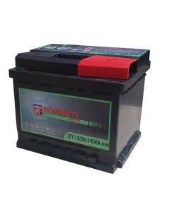 Baterie auto Sorgeti Forte 52Ah