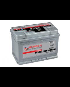 Baterie auto Sorgeti Argento 55Ah