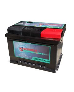 Baterie auto Sorgeti Forte 62Ah