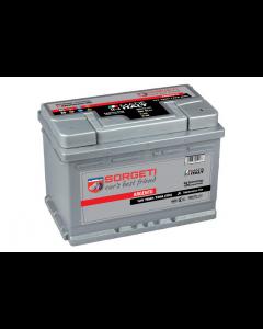 Baterie auto Sorgeti Argento78Ah