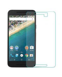 Folie Tempered Glass 2.5D, Glass Armor pentru Nexus 6P, transparent