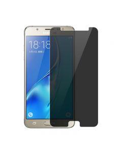Privacy tempered glass, Glass Armor pentru Galaxy J3 (2016), negru