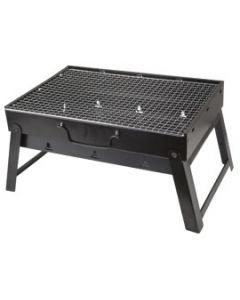 Gratar portabil din tabla pentru gradina si camping