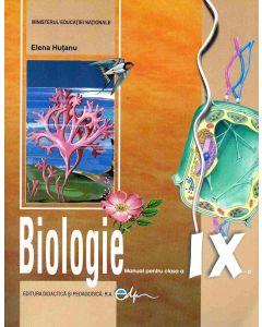 Biologie. Manual pentru clasa a IX-a