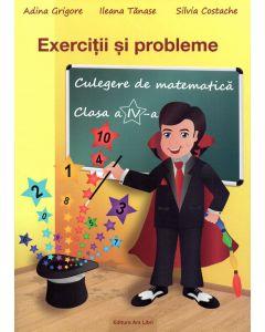 Exercitii si probleme. Culegere de matematica - Clasa a IV-a 2018