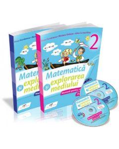 Matematica si explorarea mediului - Manual pentru clasa a II-a (partea I si partea a II-a)