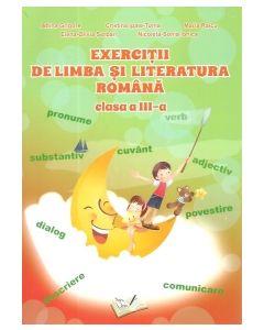 Exercitii de limba si literatura romana. Clasa a III-a