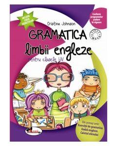 Gramatica limbii engleze pentru clasele I-IV