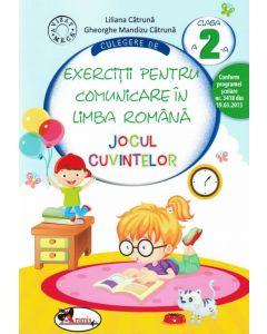 Jocul cuvintelor. Culegere de exercitii pentru comunicare in limba romana clasa a II-a