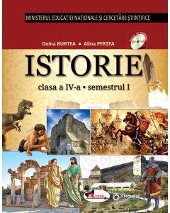 Istorie. Manual pentru clasa a IV-a, partea I + partea a II-a (contine editie digitala) - Alina Pertea