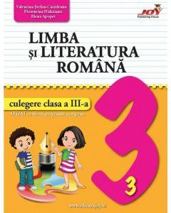 Limba si literatura romana - Culegere - Clasa a III-a