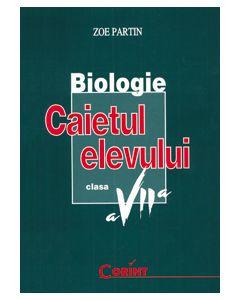 Biologie Caietul elevului cls a-VII-a